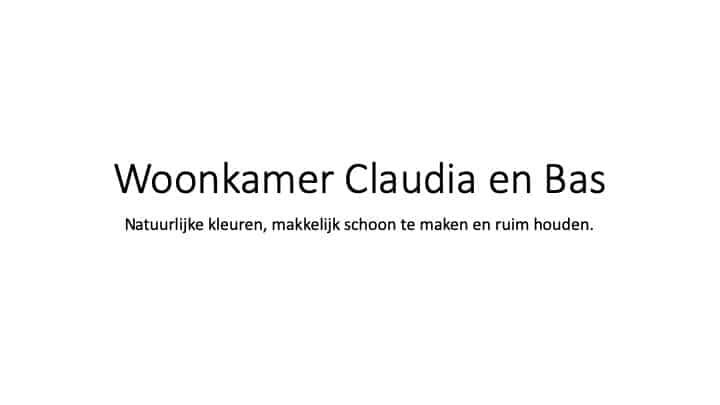 woonkamer Claudia