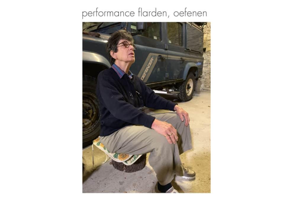 performance flarden