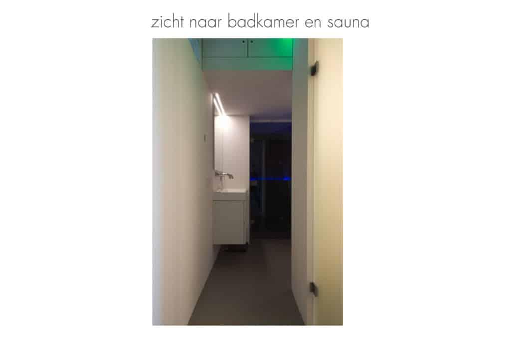 badkamer, wc, sauna en washoek